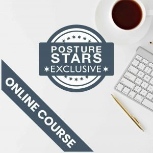 good desk posture course